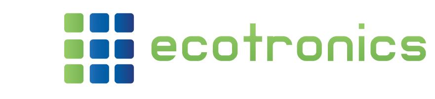 ECOTRONICS logo